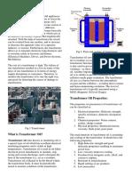 Transformer oil.docx