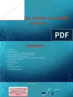 managerial failure and accident causation