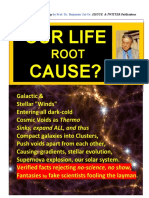 <<<<>>>>  OUR LIFE ROOT CAUSE?  <<<<>>>>