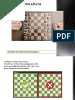 ajedrez principios