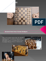 ajedrez Reglas