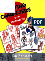 Tom Bancroft - Creating characters with personality