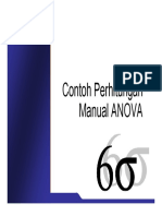 XXX Contoh ANOVA Manual