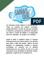Las Naciones Unidas definen la Cultura de Paz.docx