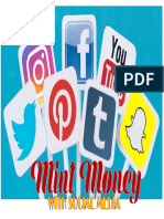 Mint Money On Social Media