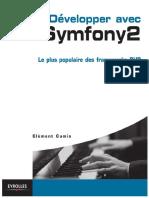 Clément Camin - Développer avec Symfony 2 _ Le plus populaire des frameworks PHP-Eyrolles (2015)
