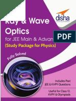 Ray & Wave Optics for JEE Main - Er. D. C. Gupta.pdf
