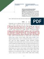 Asociación Ilícita para delinquir criterios para determinar competencia R.N. 885-2018, Lima