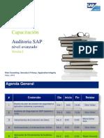 Curso de Auditoria Avanzado (version I) - Dia 5