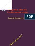 101107 Pharmacology -  Cardiovascular system rec F07.ppt