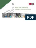 UMMH000051-00 - MANUAL ES - GREEN BOX - MR-H 252_2 R407C 400_3_50 EC PI TM 1P-STD ZN C1 B3 CR RQE RS485 DXL.pdf
