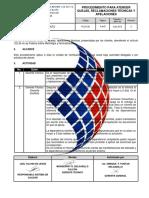 PCUV-08 PROCEDIMIENTO PARA ATENDER QUEJAS, RECLAMACIONES TECNICAS Y APELACIONES Rev 05