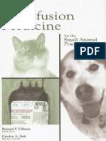 Medicina Practica de La Transfusion