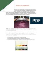lectura_El vino y su clasificacion