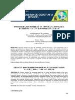 POSSIBILIDADES DIDÁTICAS DA GEOGRAFIA ESCOLAR A PARTIR DA TEMÁTICA DESASTRES NATURAIS.pdf