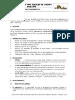 P-PET-OP-MEC-005 PROC. T. DE  UNIONES BRIDADAS