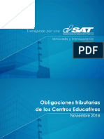 CENTRO EDUCATIVO NOV.2016