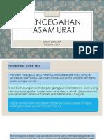 Pencegahan ASAM URAT.pptx
