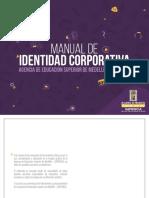 MANUAL DE IDENTIDAD CORPORATIVA SAPIENCIA.