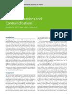 1---General-Indications-and-Contraindications_2019_Lumbar-Interbody-Fusions