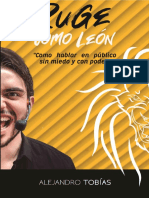 !Ruge Como Leon!_ Como Hablar e - Alejandro Perez Tobias