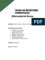 ALTERACIONES DE RECEPTORES HORMONALES