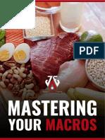 Mastering Your Macros By James Alexander Ellis