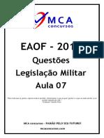 Questões-Legislaçao-Militar-Aula-07