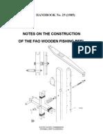 Handbook-No-25 Fao Wooden Reel