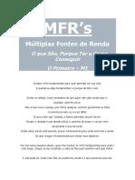 MFR - o M1