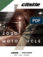 2020 Castle Motorcycle Catalog