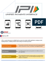 UPI_ Product Solutions