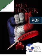 Chenier Study Guide Complete