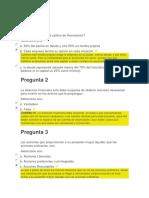 Evaluación U1 Finanzas Corporativas