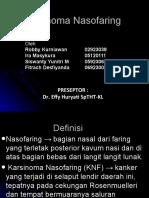 Karsinoma Nasofaring Case Ira
