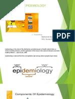 descriptive epidemilogy