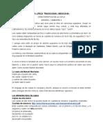 CARACTERÍSTICAS Y ESTRUCTURA DE LAS COPLAS