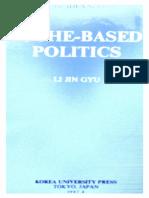 Juche Based Politics