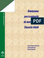 Orientaciones para la evaluación del alumnado en la Educación Infantil.pdf