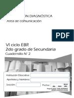 2°SECUNDARIA-COMUNICACIÓN-CARTILLA2