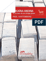 2016_Cocaina andina. El proceso de u - Gootenberg, Paul