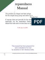 Preparedness Book