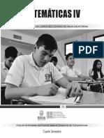 Matemáticas IV 2017-1