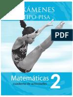Exámenes Tipo PISA Mate - 2