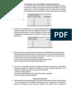EJERCICIOS DE INVENTARIOS STOCK DE SEGURIDAD Y MODELOS ESTOCÁSTICO