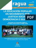 Revista La Piragua 45