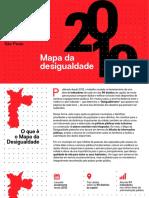 Mapa desigualdade Brasil 2019