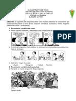 TALLER LECTURA DE TEXTOS MULTIMODALES