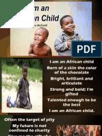 I AM AN AFRICAN CHILD.pptx