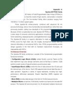 Appendix a Spartan 3E FPGA Data Sheet